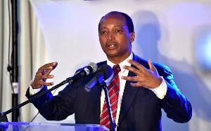 Patrice Motsepe vient est le nouveau président de la CAF