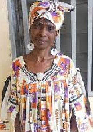 Emilienne Mbango Moutome