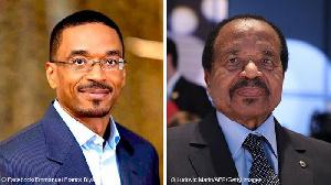 Le Mouvement des Franckistes soutient la candidature de Franck Biya à la présidentielle de 2025