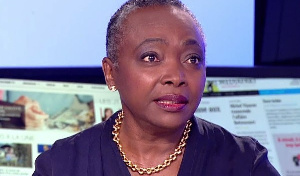Denise Epoté décroche une interview exclusive de Laurent Gbagbo