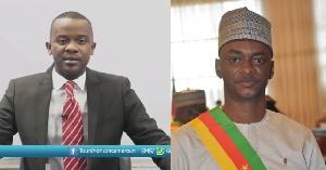 Cabral Libii chez Ernest Obama