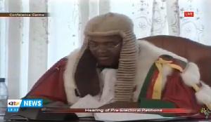 La décision du Conseil Constitutionnel a l'égard du candidat Rdpc est inédite