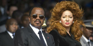Paul Biya a le soutien  indéfectible avec l'Israël