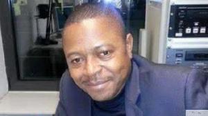 Moki Edwin, journaliste de la CRTV
