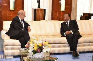 Par ses faits d'armes  Jean Yves Le Drian rappelle le «Monsieur Afrique» de De Gaulle