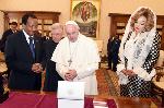 Crise anglophone: le Pape François et l'Eglise catholique poussent pour un dialogue sincère