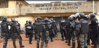 prison de Kondengui