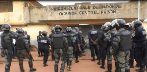 Militaires Kondengui Cameroun Maurice Kamto