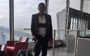Remy Ngono de 'retour' au Cameroun