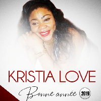 Kristia Love dans son nouveau single