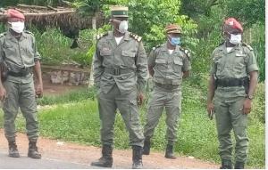 Certains gendarmes ont menacé de se venger en y effectuant une expédition punitive