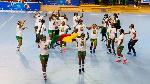 CAN Handball dames : les Lionnes indomptables battent le Nigéria et filent en demi-finale