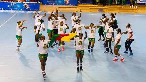 Equipe Handball Femme