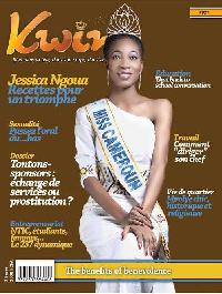 UNE du Magazine KWIN