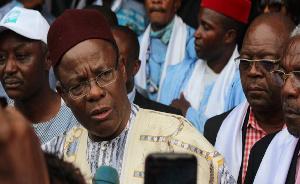 Maurice Kamto et ses leaders alliés demeurent en détention à Yaoundé