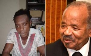 Le jeune de Penja et Paul Biya
