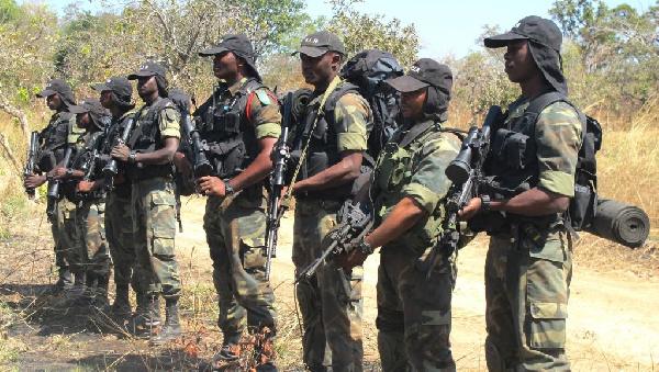 Les militaires du BIR dans une guerre farouche contre les sécessionnistes au NOSO
