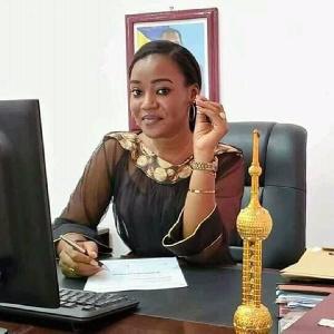 Amina Priscille Longoh est nommée Ministre tchadienne de la femme