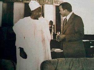 Ahmadou Ahidjo a choisi Paul Biya pour conduire les camerounais après sa démission