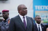Ahmed Bakayoko, nouveau PM de la Côte d'Ivoire