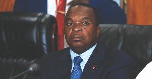 Paul Motaze, ministre de la finance