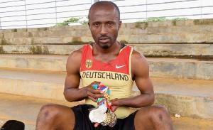 Thierry Essamba, l'athlète camerounais qui a tout perdu