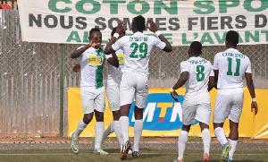 Coton Sport vise la demie finale de la coupe de la confédération CAF