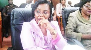 Nalova Lyonga, ministre des Enseignements secondaires