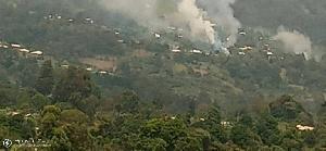 L'armée accusée d'incendier des maisons au Nord-Ouest