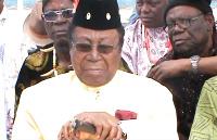 Il  ne regrette pas aujourd'hui de s'être battu pour la reunification du Cameroun