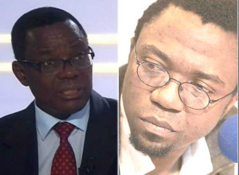 Patrice Nganang critique sans arrêt Maurice Kamto et le MRC