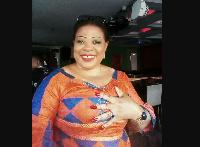 Mami Ton, comédienne camerounaise