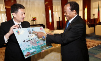 Huawei conduit au Cameroun son projet 'Seeds for the future'