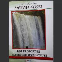 LES PROFONDES BLESSURES D'UNE CHUTE de Louise MEKAH FOSSI
