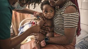 La rougeole est la maladie évitable la plus contagieuse au monde