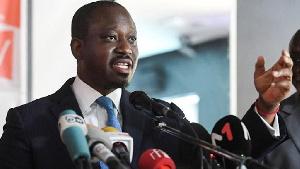 Guillaume Soro, député ivoirien