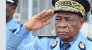 Mbarga Nguele le patron de la police