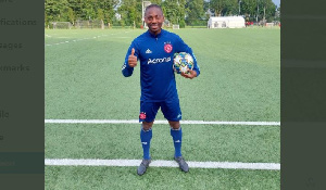 Enoh Eyong Ajax Retour