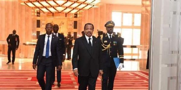 Paul Biya dans sa 39 ème année de règne