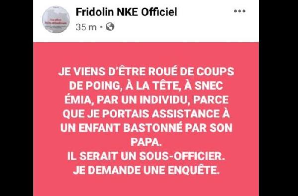 Fridolin NKE