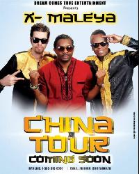 Le groupe camerounais X-Maleya bientôt en Chine