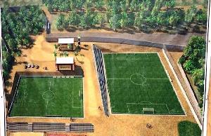 L'hôtel des Lions Indomptables sera construit à Yaoundé
