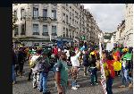 La BAS a tenté de chasser Paul Biya à Lyon en France