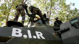 Les soldats camerounais ont créé tant à Bamenda qu'à Buea des prisons secrètes