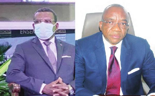 Célestin Tawamba crache ses vérités à Dion Ngute