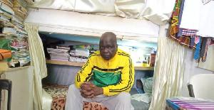 Sante Amadou Vamoulke Preoccupante