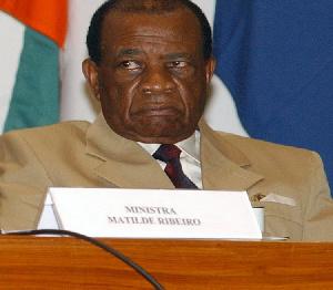 Nbarga Nguelé, DG de la sécurité camerounaise