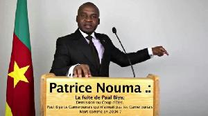 L'activiste Patrice Nouma