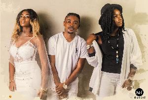 LesLine, Blaise B, Ewube et Malgic