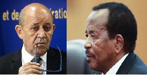 Nouvelle pression de la France sur Paul Biya